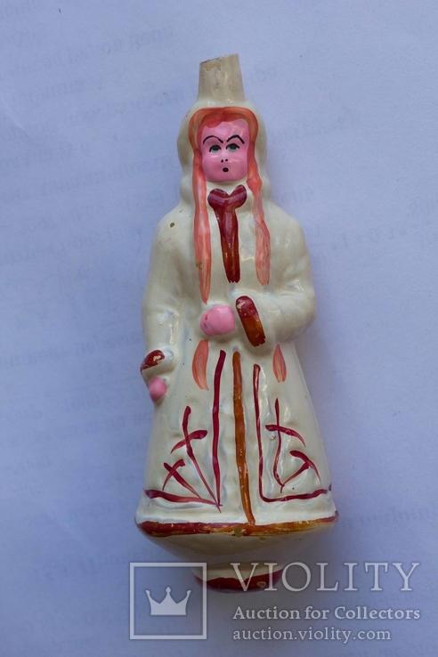 Елочная игрушка Снегурочка №34012, фото №3