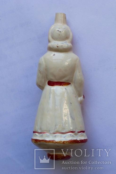 Елочная игрушка Снегурочка №34012, фото №4