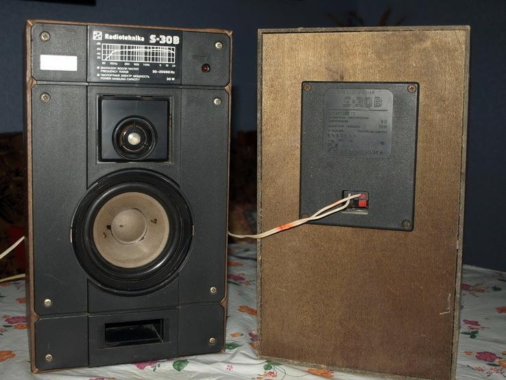 Колонки Радиотехника Radiotehnika S30в, фото №3