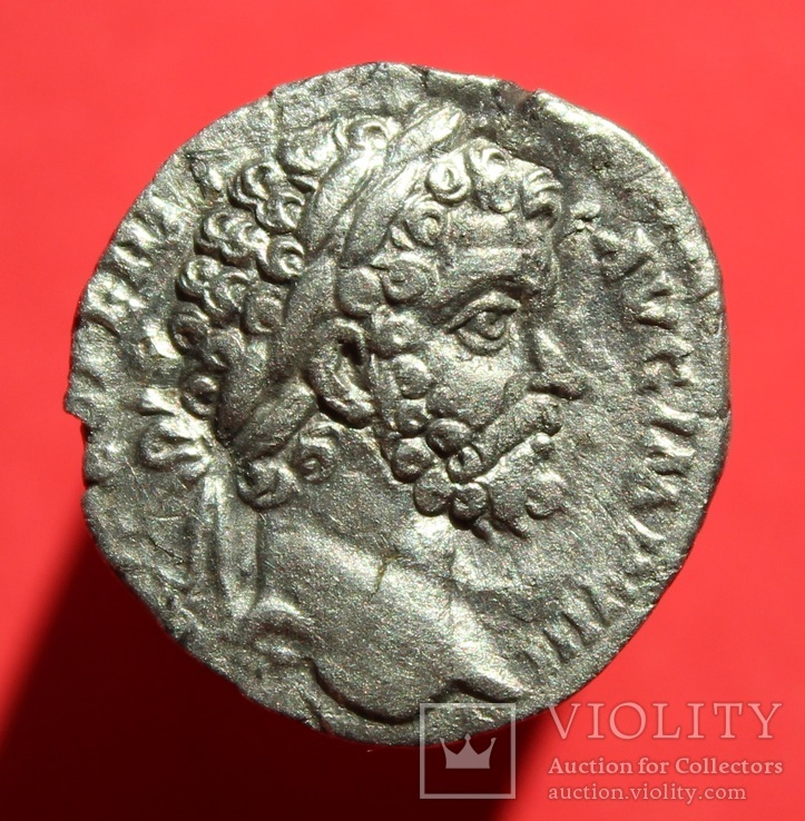 Денарий Septimius Severus  (RIC IV 74)