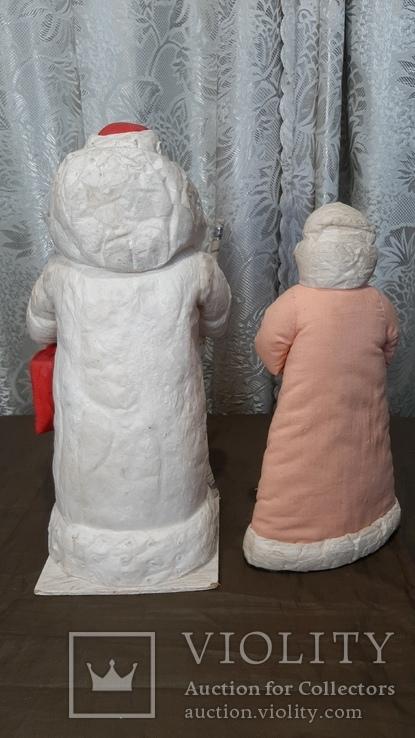 Дед Мороз и Снегурочка, фото №3