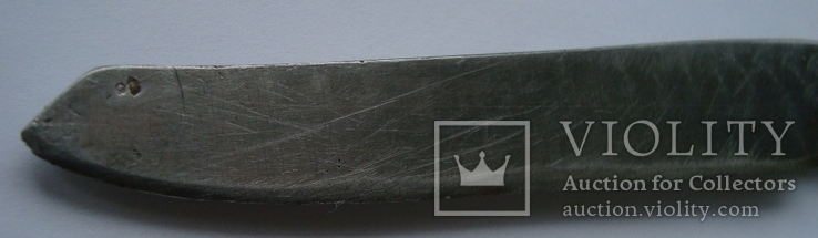 """Нож кухонный,наборная ручка,""""зекпром"""", фото №7"""