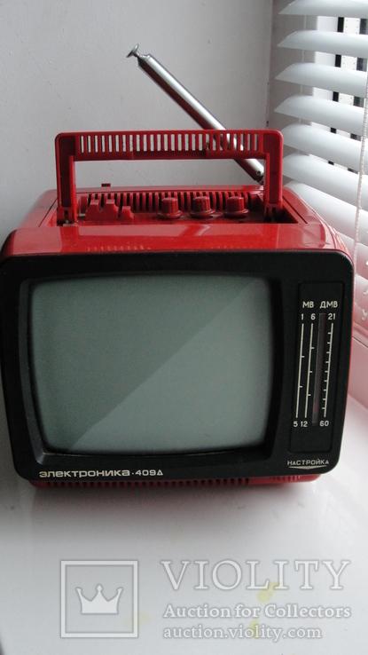 Телевизор Электроника 409Д, фото №2