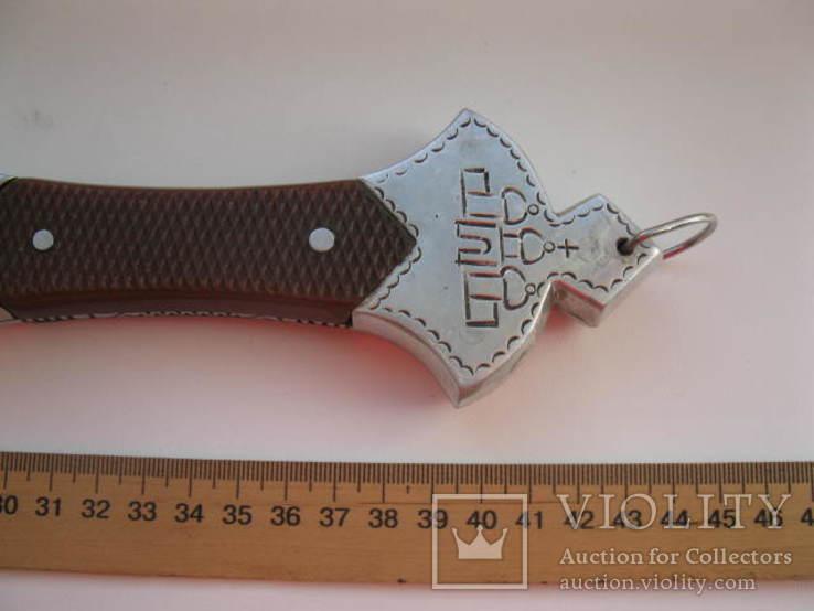 Нож сувенир, фото №3