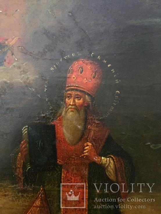 Икона Антонина и Евмений, фото №4