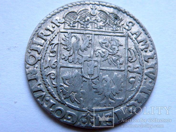 Орт Сігізмунда ІІІ, 1622 р