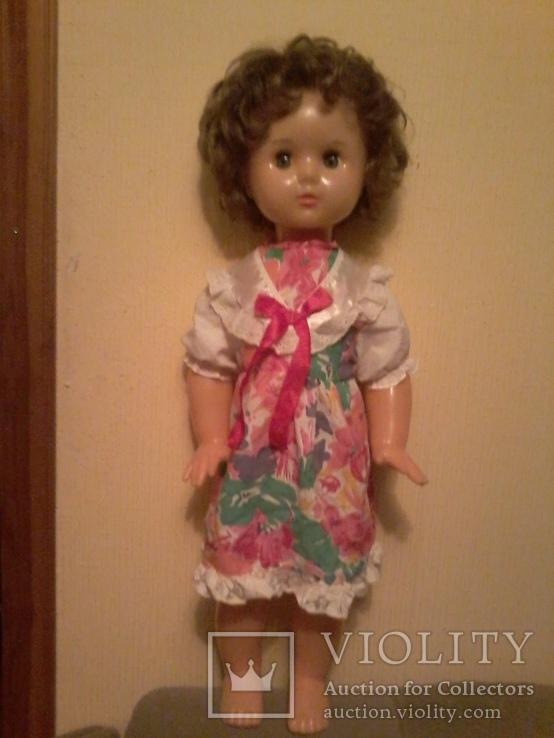 Кукла ссср Марина 68 см, фото №3
