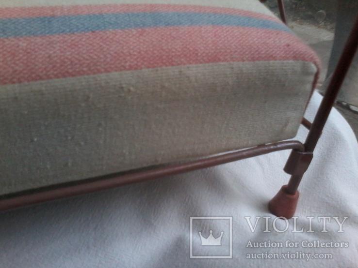 Кровать кукольная с мягким матрацем, фото №5