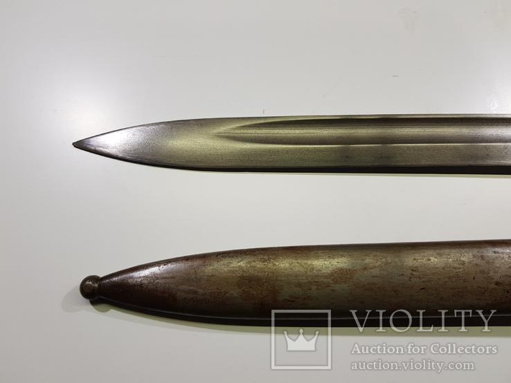 Штык М 24 Чехия, фото №6