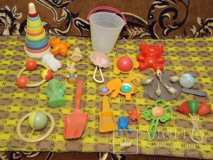 Погремушки и игрушки для малышей СССР, фото №2