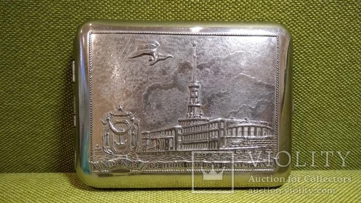 Портсигар Москва речной вокзал в Химках, фото №2