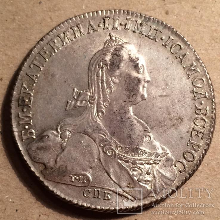1 Рубль 1774