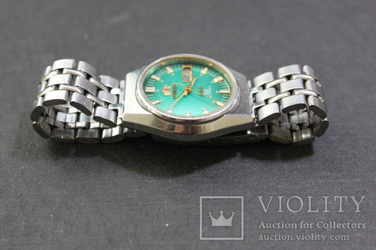 Orient SK 21 jewels, фото №6
