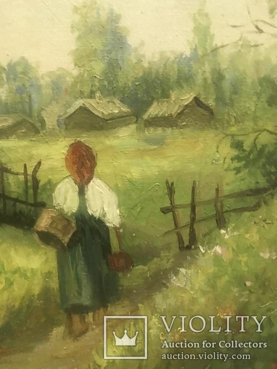 Красная Шапочка в Зелёном Лесу, фото №6
