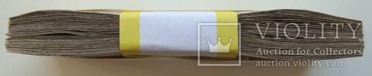 20 грн. образца 1995, 2000 годов. Банковский корешок (100 банкнот)., фото №4