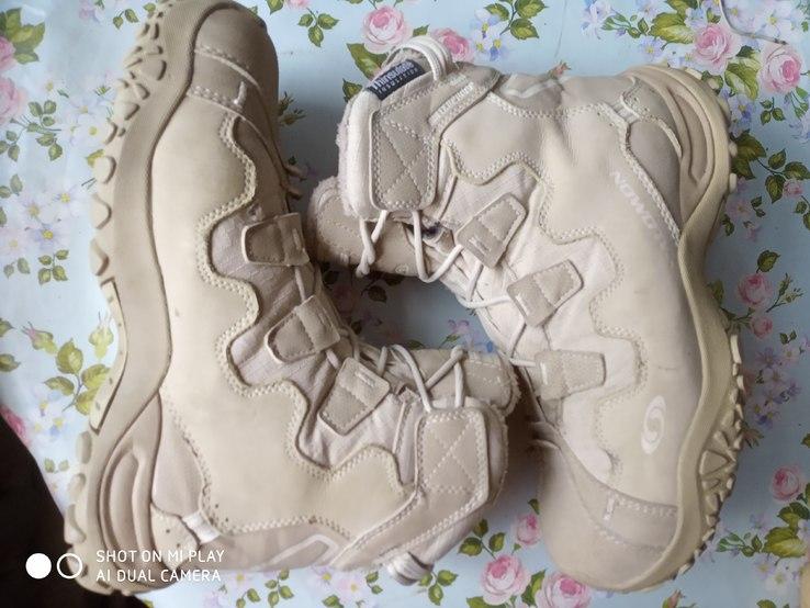 Ботинки Salomon 38/23.5, фото №2