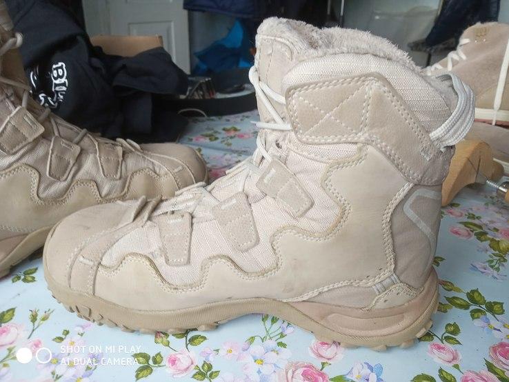 Ботинки Salomon 38/23.5, фото №7