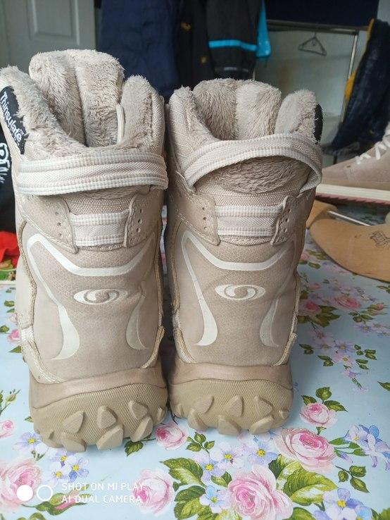 Ботинки Salomon 38/23.5, фото №8
