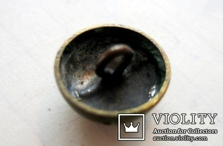 Старовинний бронзовий гудзик 9, фото №2