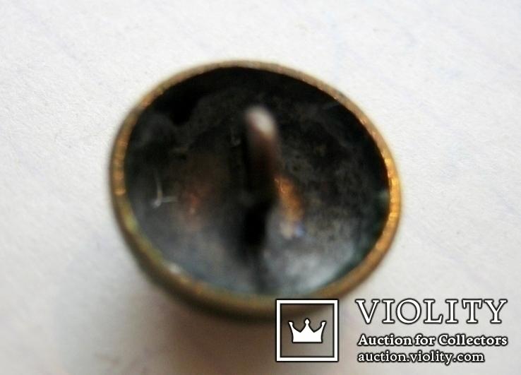 Старовинний бронзовий гудзик 9, фото №6