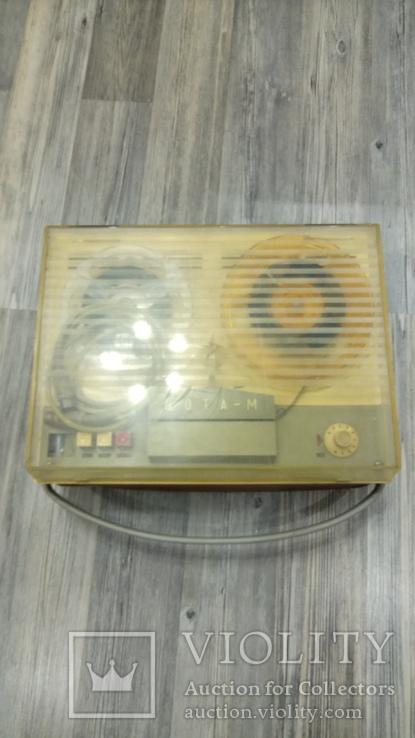 Бобинный магнитофон Нота - М, фото №6