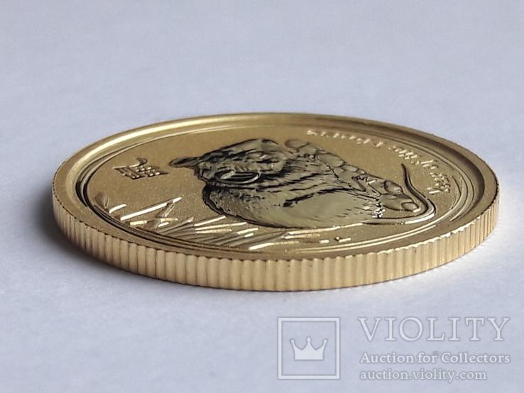 25 долл. золото 1/4 унции(999.9), фото №8