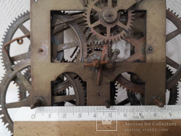 Механізм Chauncey Jerome USA до 1868 року, фото №4