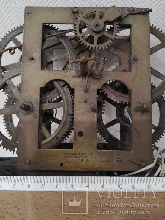 Механізм Chauncey Jerome USA до 1868 року, фото №5