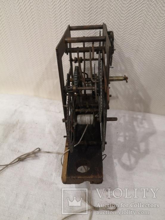 Механізм Chauncey Jerome USA до 1868 року, фото №8