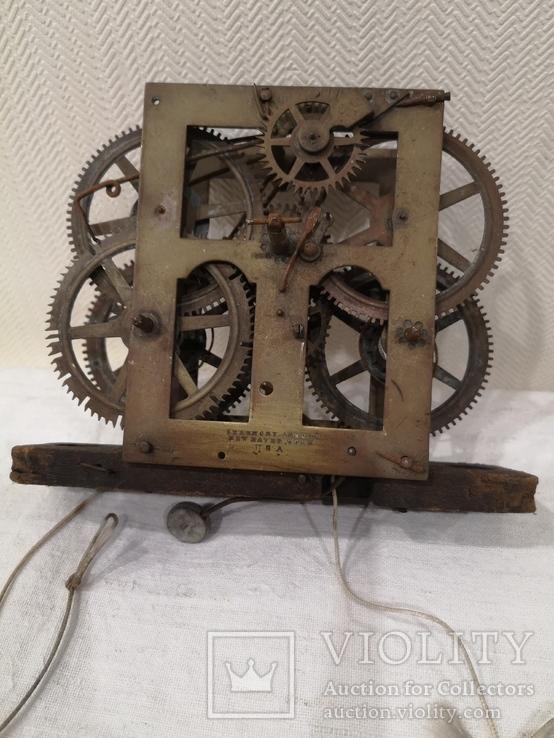 Механізм Chauncey Jerome USA до 1868 року, фото №2