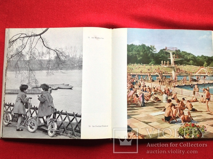 Фотоальбом Берлин 1965г, фото №5