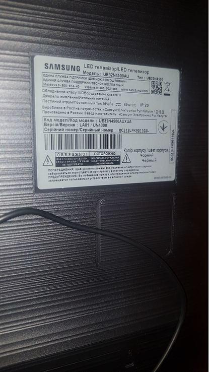 Телевизор Samsung UE32N4500AUXUA SMART, фото №4
