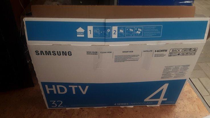 Телевизор Samsung UE32N4500AUXUA SMART, фото №5