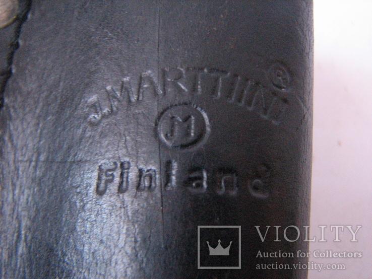 Ножны для финского ножа.J.Marttiini.M.Finland, фото №7