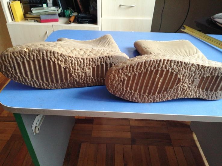 Резиновые, плотные сапожки, 41-40 размер, фото №5