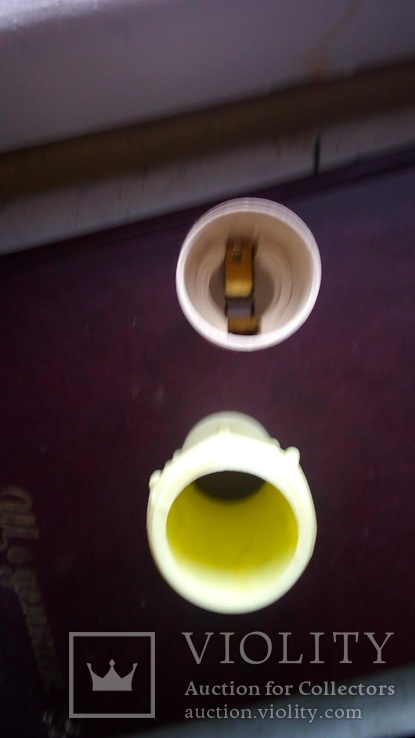 Бра на три лампы с абажурами, фото №3