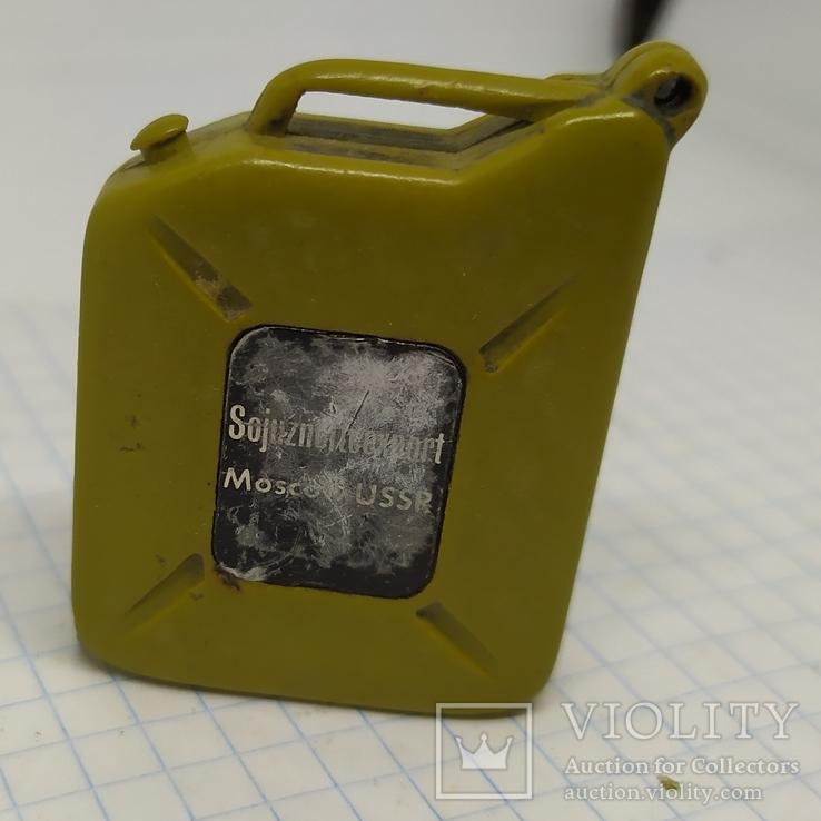 Брелок Фляга-рулетка, фото №4