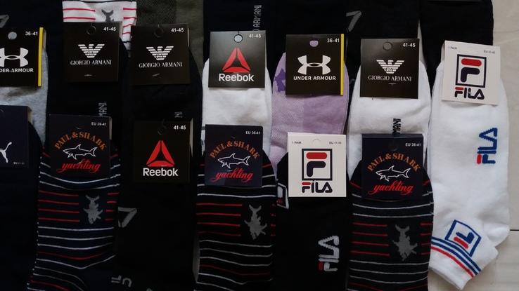 Носки шкарпетки 20 ПАР., фото №7