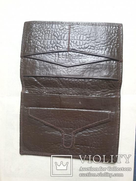 Кошелёк , портмоне , бумажник. Одесса, фото №4