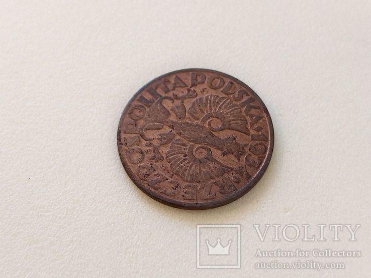 Польша 5 грошей 1934 год., фото №4