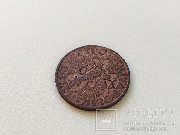 Польша 5 грошей 1934 год., фото №5