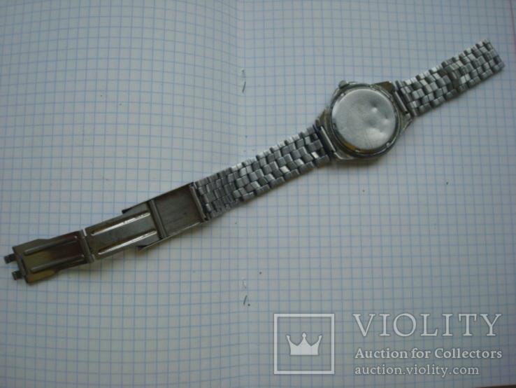 Часы Рекорд с браслетом, фото №8