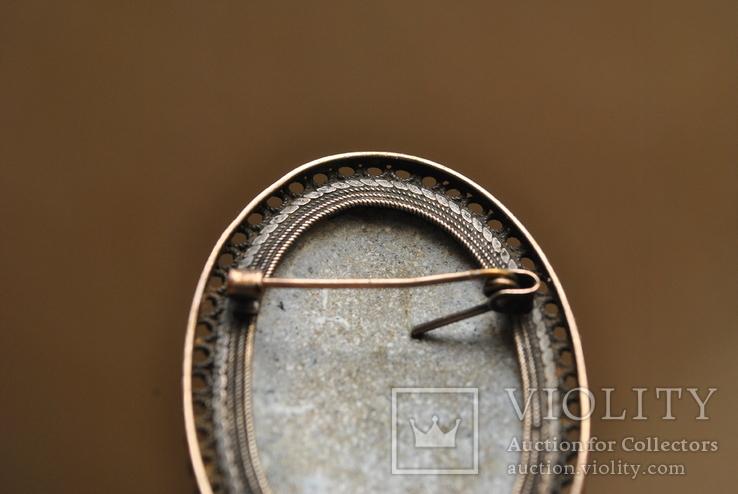 Винтажная брошь, фото №5