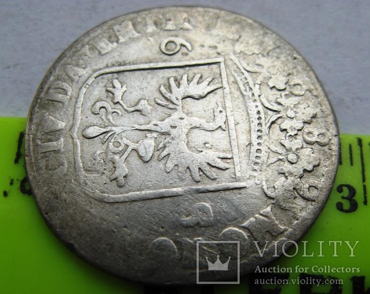 Нидерланды, DEVENTER, 1 райдершиллинг 1689, фото №5