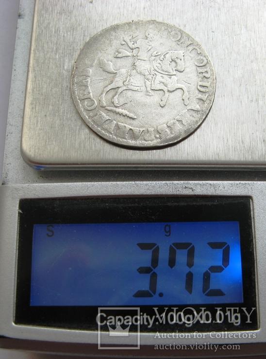 Нидерланды, DEVENTER, 1 райдершиллинг 1689, фото №8