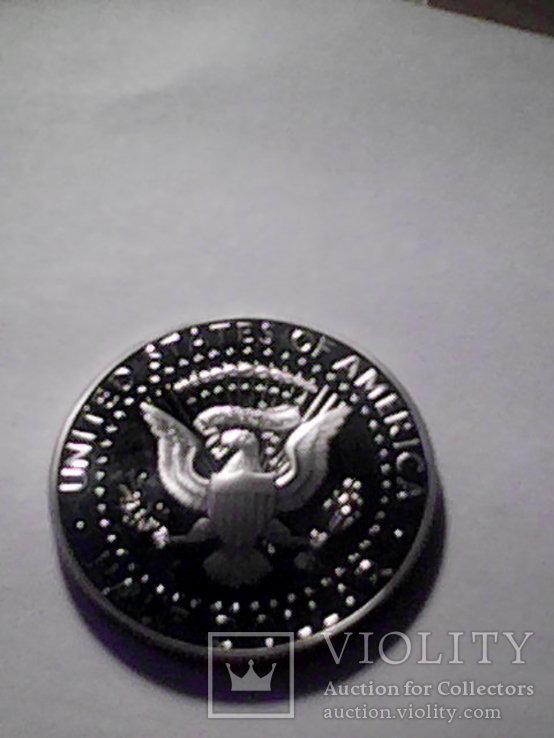 1/2 доллара 50 центов 2001, фото №5