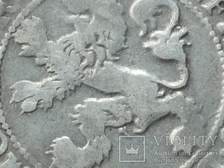 1 талер.1627г. Западная Фризия. Серебро.Оригинал., фото №7