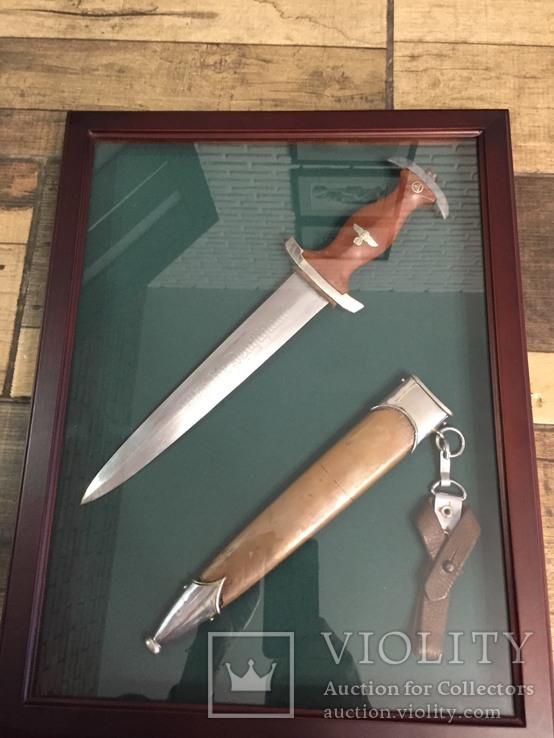 Витрина для штык ножей.кортиков.блях, фото №5