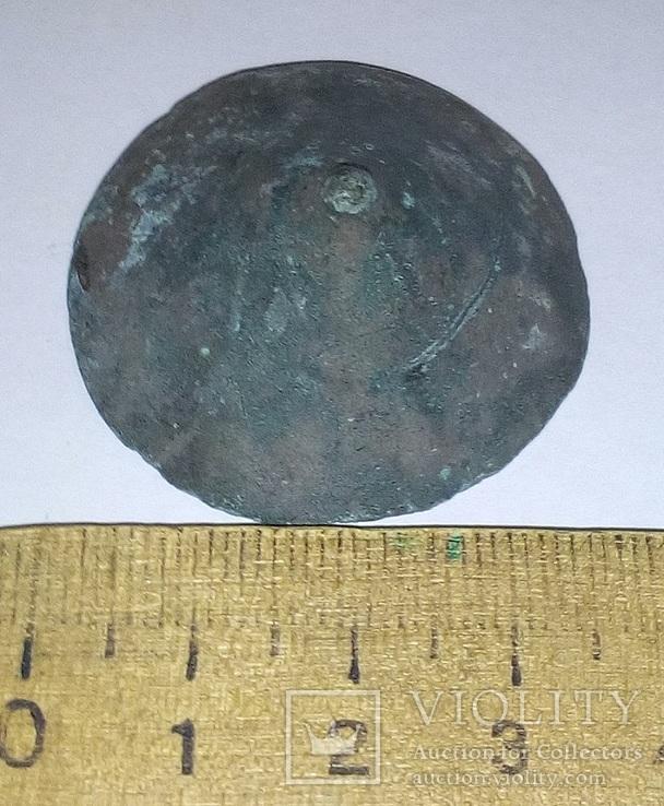Сбруйная бляшка, фото №4