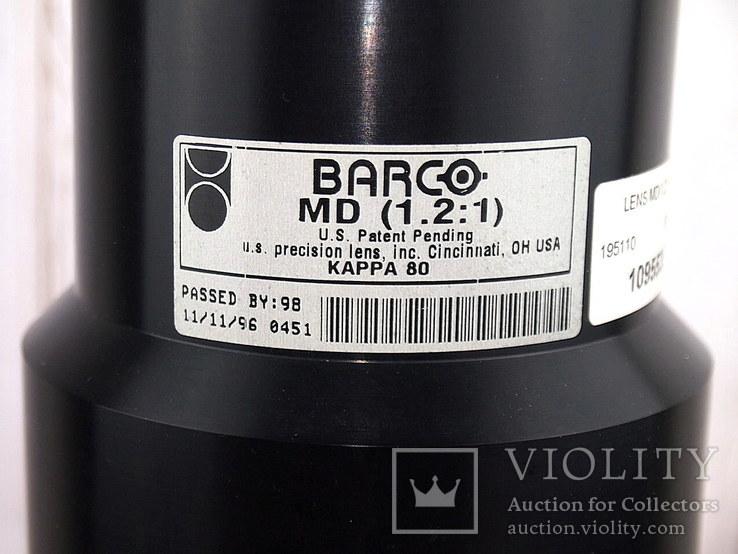 Объектив  MD (1. 2:1) BARCO, фото №6